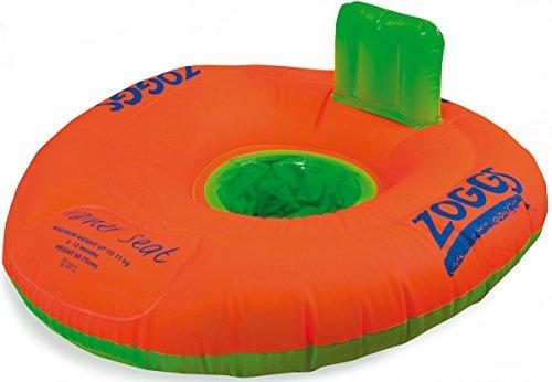 Zoggs Trainer Seat - Zoggs Trainer Swim Seat 3-12m Orange