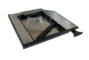 Sata SSD Module Caddy Dell Latitude E6400 E6410 E6500 E6510 Harddisk disco rreemplaza DVD