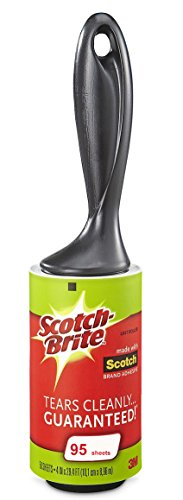 Price comparison product image Scotch-Brite Lint Roller Jumbo Roll (95 sheets)