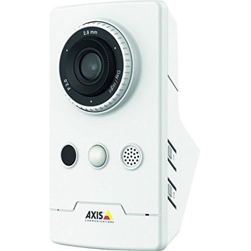 AXIS Companion Cube LW 2 Megapixel Network Camera - Color, Monochrome