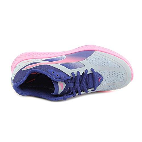 PUMA Women's Ignite Running Shoe Vapor Blue/Blueprint/Fluorescent Pink free shipping low shipping outlet marketable 66gRXmN7