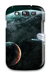 Tough Galaxy CBBqFkp8448INLNn Case Cover/ Case For Galaxy S3(planets Sci Fi People Sci Fi)