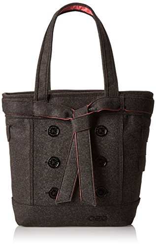 OGIO International Hamptons Tote, Dark Gray Felt