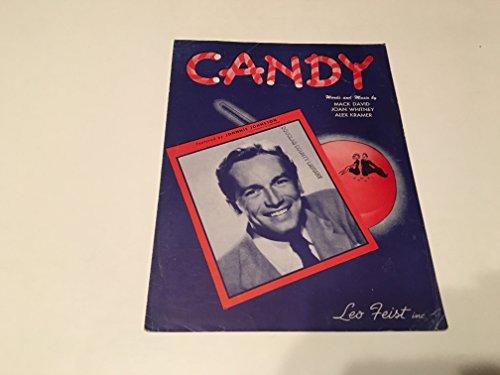 CANDY SONNY SKYLAR 1944 SHEET MUSIC SHEET MUSIC (Skylar Sheet Music)