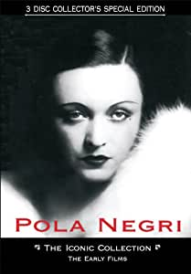 Pola Negri: Iconic Collection-Early Films