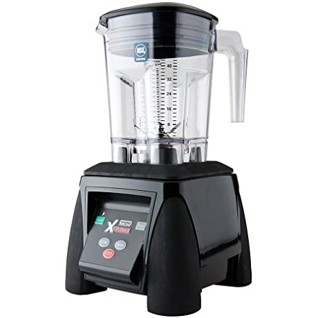 Waring MX1050XTXP 3 5 HP Commercial Blender With Electronic Keypad And 48 Oz Copolyester Container