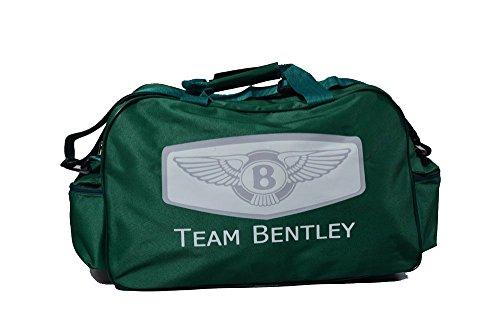 Team Bentley Logo bolsa de viaje bolsa bolso de deporte gimnasio