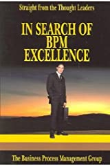 In Search Of Bpm Excellence Paperback