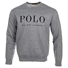 Ralph Lauren Sweat pullover – crew neck – polo inscription.