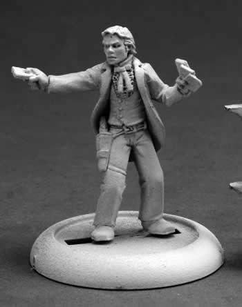 Huckster Miniature by Reaper