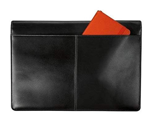 Leather Laptop Sleeve for MacBook Air Notebooks and Tablets