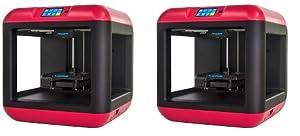 FlashForge 3D Printers, Model: Finder (2-(Pack)) by FlashForge