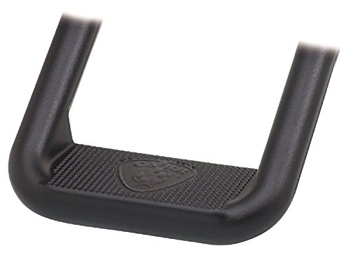 Carr 102521-1 HOOP II XP3 Black Powder Coated Step