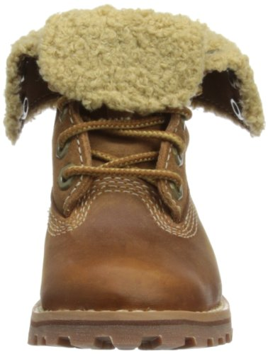 Timberland Jungen Authentics Stiefel Braun (Rust Nubuck)