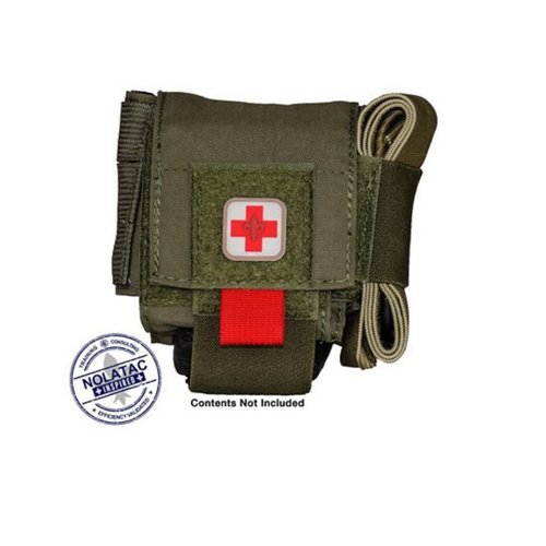 High Speed Gear 03D On or Off Duty Tactical Medical Pouch (Black)