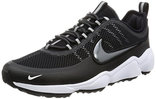 e840f8639e49 Cheap NIKE Men s Zoom SPRDN Black Mtlc Hematite Anthracite Running Shoe 11  Men US