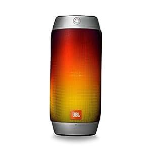 JBL Pulse 2 Portable Splashproof Bluetooth Speaker (Silver)