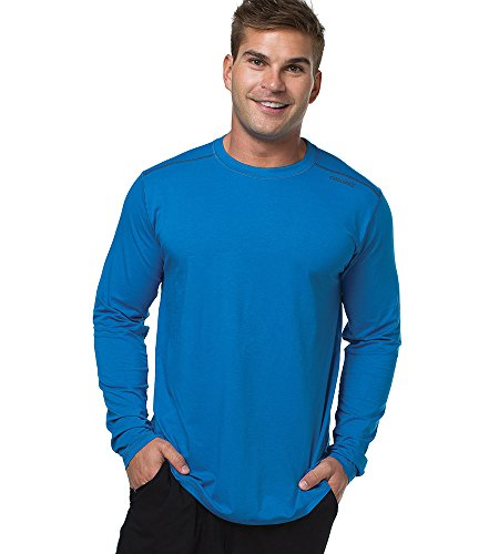 Cariloha Bamboo Activewear Long-Sleeve Athletic T-Shirt