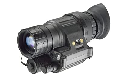 Armasight PVS-14 FLAG Multi-Purpose Night Vision Monocular FLAG Filmless Auto-Gated IIT (comparable to Gen 4) with Manual Gain from Armasight Inc.