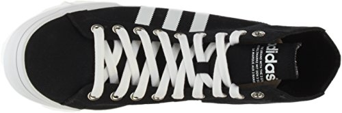 adidas Men's Courtvantage Mid Fashion Sneakers Black/White excellent online 4hUAQr