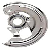 Eckler's Premier Quality Products 75-260282 Firebird Disc Brake Backing Plates,