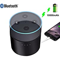 Adealink Portable Wireless Bluetooth Speaker Power Supply Charger Audio Music Receiver K12 10000mAh For Android Apple Devices