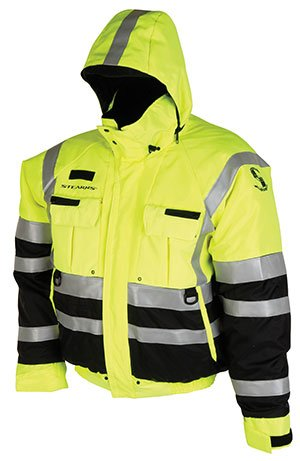 XL Green Powerboat Flotation Jackets - R3-3000002951 (Powerboat Flotation Jacket)
