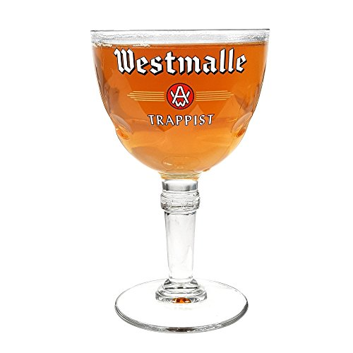Tuff Luv Original Glass/Glasses/Barware CE 33cl for Westmalle