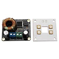 Thethan LED Drive Board 30W Constant Current Driver +LED Light Board for DLP Boost SLA 3D Printer by Thethan