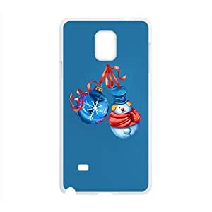 Cute Snowman Phone Case for Samsung Galaxy Note4