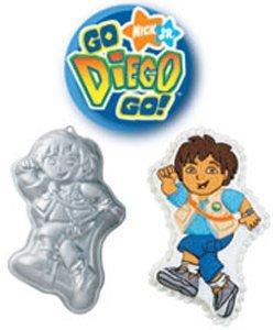 UPC 070896542502, Wilton Go Diego Go Character Cake Pan