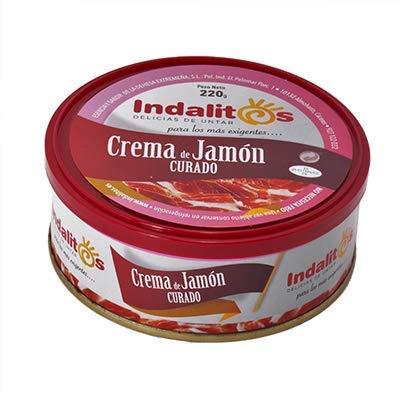 Indalitos – Ham crème, 5 blikjes à 220 g.
