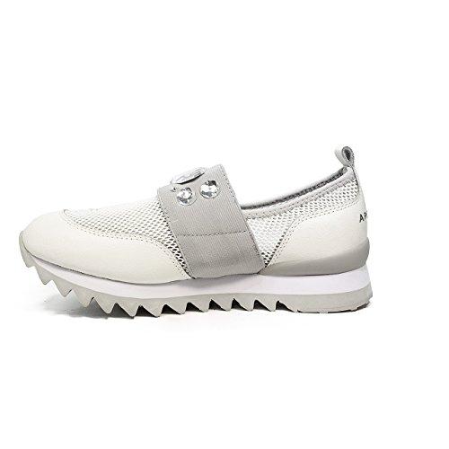 Apepazza - Zapatillas para deportes de exterior para mujer blanco Bianco 36 BLANCO