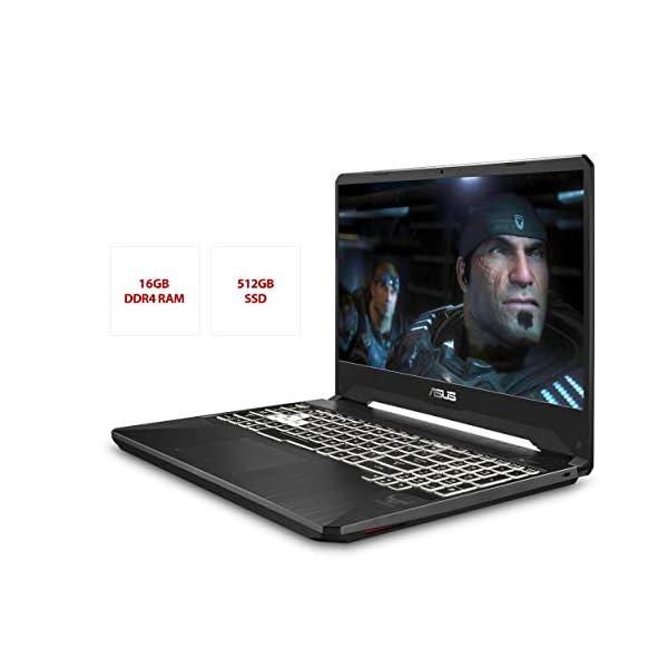 Best Performance Gaming Laptop 2021 ASUS TUF AMD Ryzen 7
