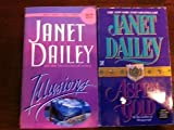 img - for Janet Dailey's (2 book set) Aspen Gold and Illusions (Aspen) book / textbook / text book