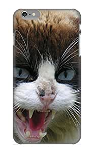 Christmas Day's Gift- New Arrival Cover Case With Nice Design For Iphone 6 Plus- Animal Cat