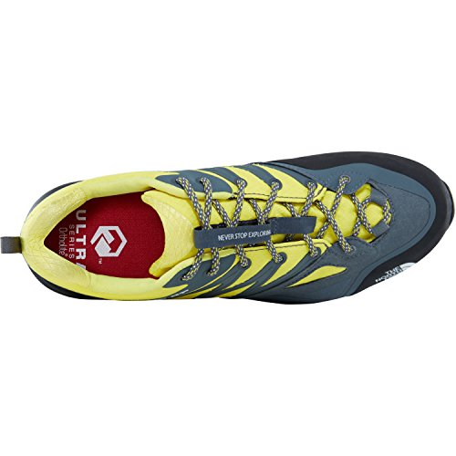 The North Face M Verto Amp Gtx Turbulencegry/Blazingyllw 9H US TURBULENCEGRY/BLAZINGYLLW