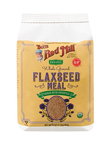 Bob's Red Mill Organic Brown Flaxseed Meal, 32 Ounce (Pack of 4) (Package May Vary) by Bob's Red Mill (Image #3)