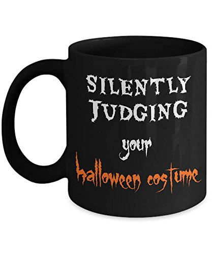 Mad Hatter Themed Costume Ideas (Funny Halloween Mug, Halloween Themed Coffee Mug, Halloween Costume, Scary Mug, Halloween Gifts For Adults, Halloween Gift Ideas, 11oz, 15oz, gift)