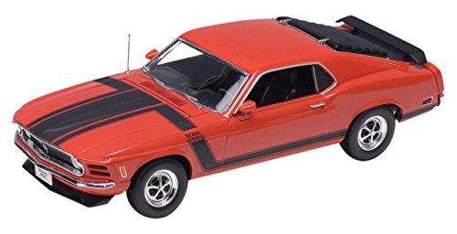 1/18 フォード マスタング BOSS 302 1970 (レッド) WE18002R