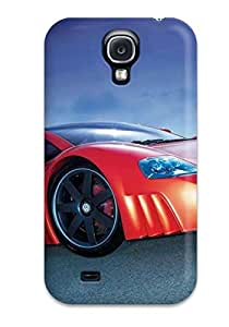 Ernie Durante Jackson's Shop Hot 3936804K76432181 Scratch-free Phone Case For Galaxy S4- Retail Packaging - 2001 Volkswagen W12 Coupe Concept