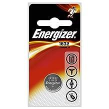 Energizer Lithium 3V CR 1632 Button Cell