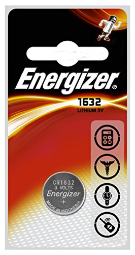 Energizer Lithium Button Cell 3V Cr 1632