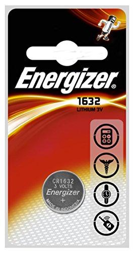 Energizer Lithium Button Cell 3V Cr 1632 -