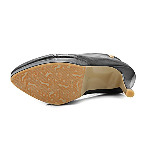 A Stivaletto Donna amp;n Black A Pantofole CCwFaSq