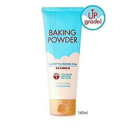ETUDE HOUSE Baking Powder BB Deep Cleansing Upgrade 160ml (Baking Powder Cleanser)