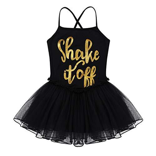 TiaoBug Girls Sequined Camisole Ballet Dance Tutu Dress Sweetheart Leotard  (2-3 9a23a85b6929