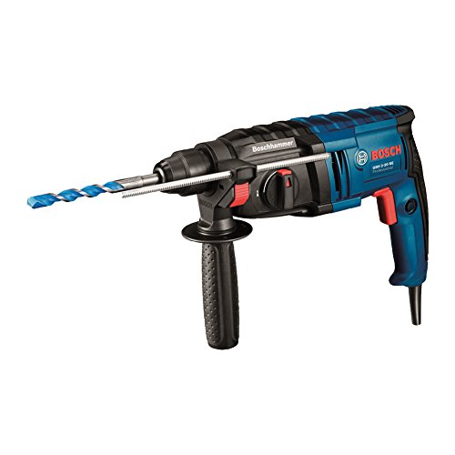 Bosch GBH 2-20 RE Professional Rotary Hammer with SDS-plus Corded Drill Easy Grip For Expert 600W (220v Corded Europe type C plug)