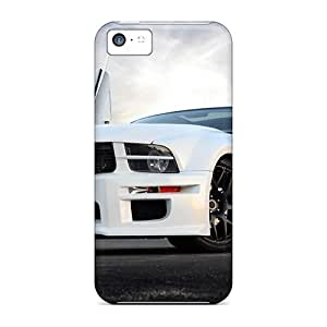 New Cute Funny Mustang Case Cover/ Iphone 5c Case Cover