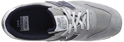 steel Uomo Balance Sneaker New Wg 996 Grigio pigment 7XAn4xw